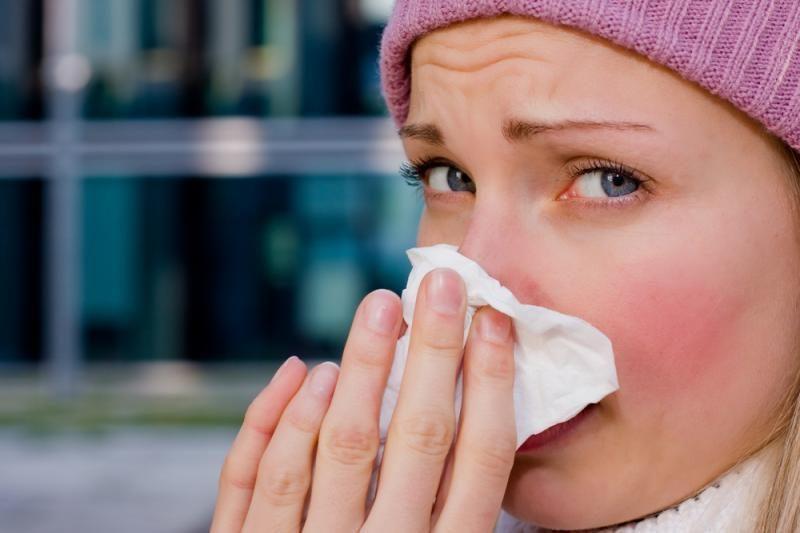 Lietuvoje padidėjo sergamumas peršalimo ligomis