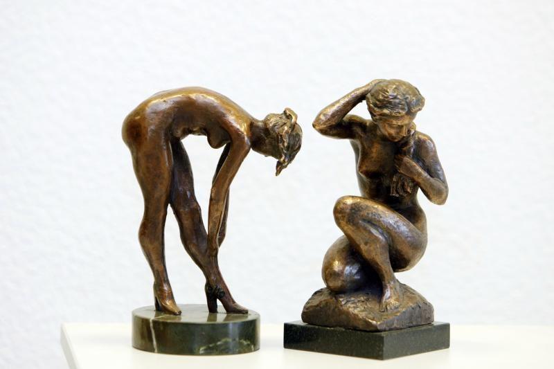 Metalo menininkai S.Plotnikovas ir S.Jurkus: tarp rimto ir šmaikštaus
