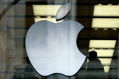 """""""Apple"""" netrukus gali tapti didžiausia pasaulio bendrove"""