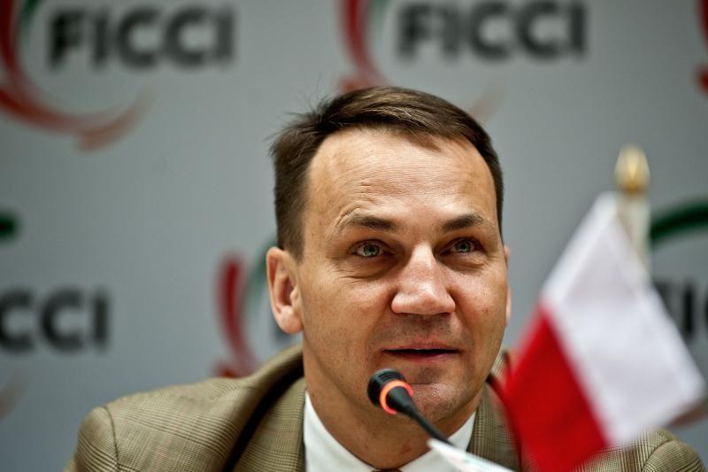 """R.Sikorskis: Lietuvoje lenkų teisės – """"beveik"""" pakankamos"""