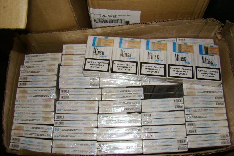 Smūgis per kišenę: už rūkalų kontrabandą gresia 50 tūkst. litų bauda