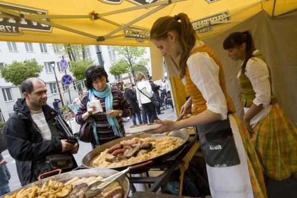 Vilnius linksmai švenčia 6-ąsias narystės ES metines (papildyta)