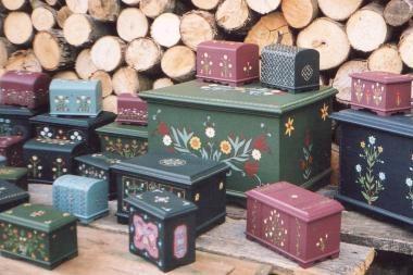 Liaudies ornamentai – klaipėdiečių namams
