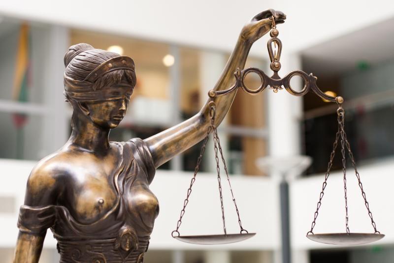 Teismas: valstybė turės sumokėti baudą iš VPT atleistai valdininkei
