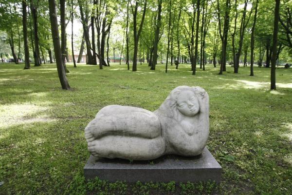 Skulptūrų parke – dėmesys istorijai