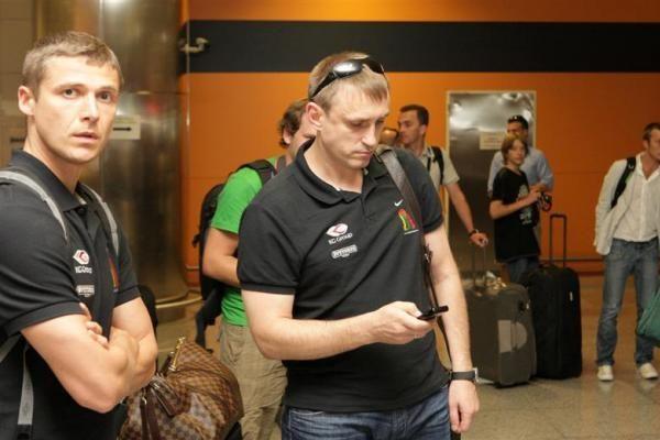 Lietuvos krepšininkai į Izmirą atvyko susikaupę