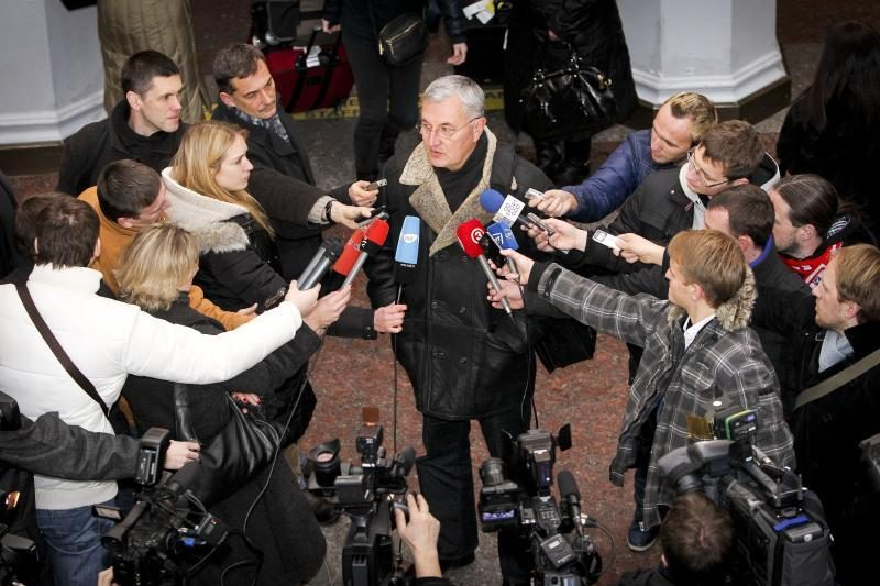 J. Kazlauskas: pažiūrėjome, kaip JAV gyvena mūsų Lietuvos vaikai