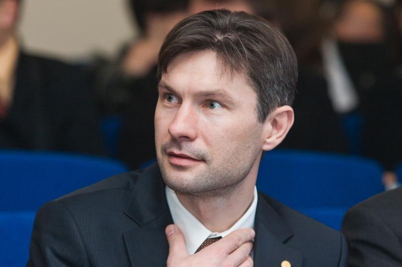 Įtarimus dėl informacijos nutekinimo D.Raulušaitis vadina kvailyste