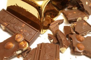 Sukurtas šokoladas, nuo kurio nestorėjama