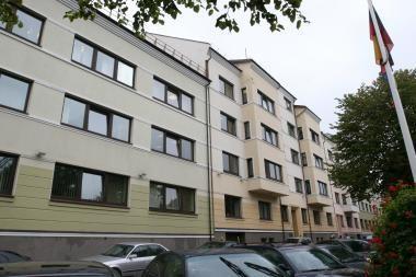 Klaipėdos savivaldybė atgavo ryšį (papildyta)