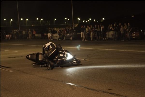 Karaliaus Mindaugo prospektą drebino motociklininkai