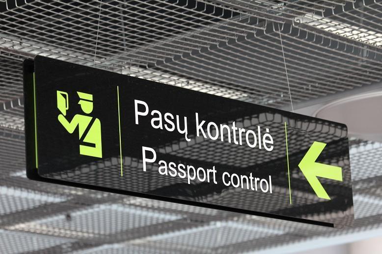 Pernai Kauno oro uoste patikrinta beveik pusė milijono keleivių