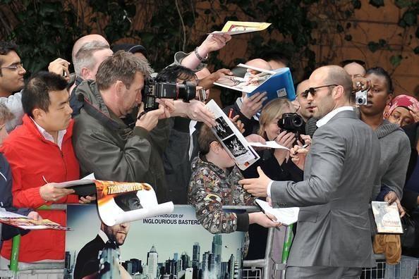 Milijardo dolerių vertės aktorius J.Stathamas: aš pats esu kino žanras