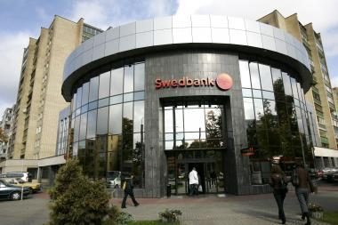 Lietuvoje veikiančių bankų pelnas šiemet padidėjo 61 proc. iki 550,3 mln. litų