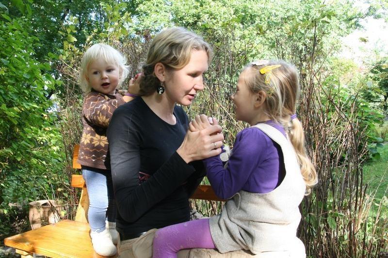 Klaipėdos etnokultūros centre mokys vaikų atrakcijų bei lopšinių