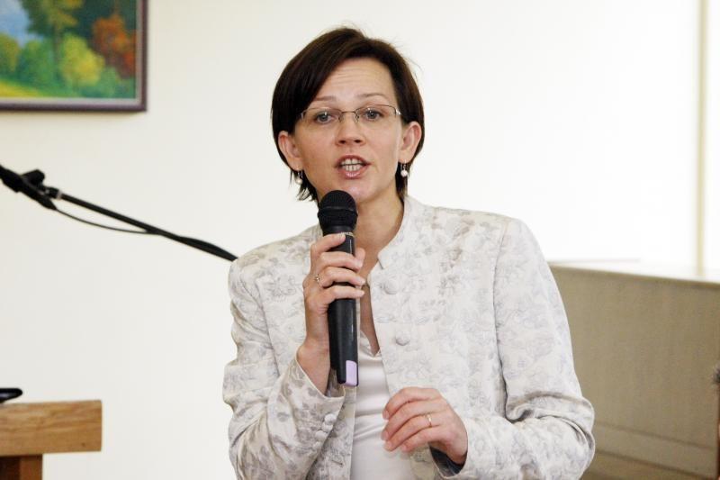 Nauja Vyriausybės atstove Klaipėdos apskrityje tapo D.Kerekeš