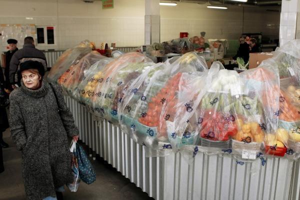 Sukilo uostamiesčio turgaus prekeiviai