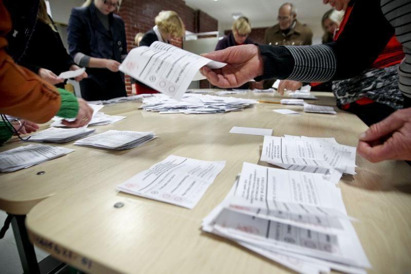 Prašymą anuliuoti rinkimų rezultatus svarstys tik rytoj