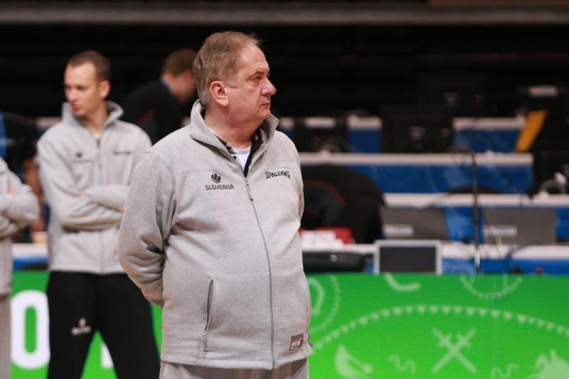 Prieš dvikovą su Europos čempionais slovėnai baltos vėliavos nekelia