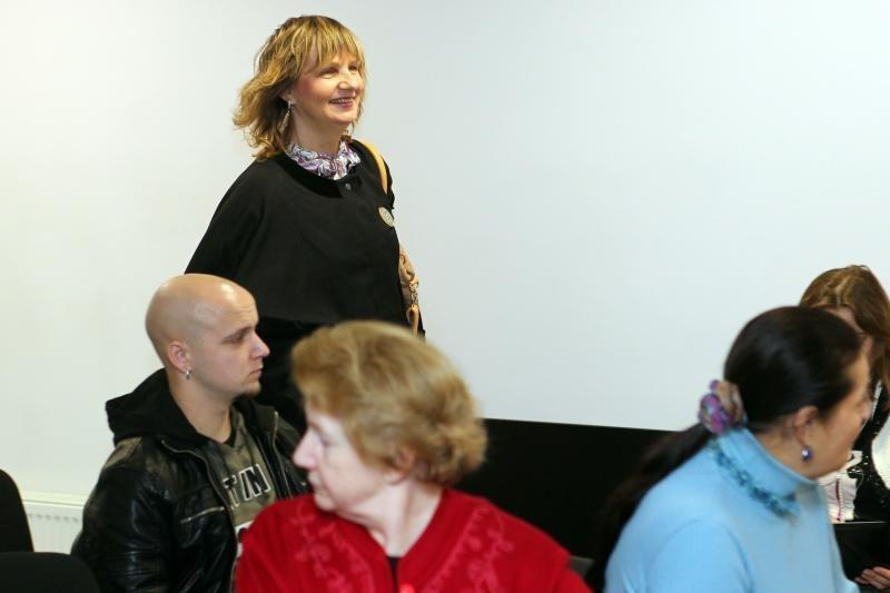 Prokuroras: A. Ūsas nebuvo pedofilas, jį reikia reabilituoti