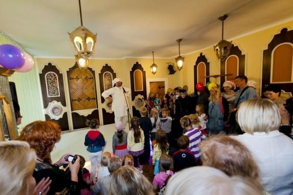Lėlių teatro sezono atidarymas – pagal avarinį planą