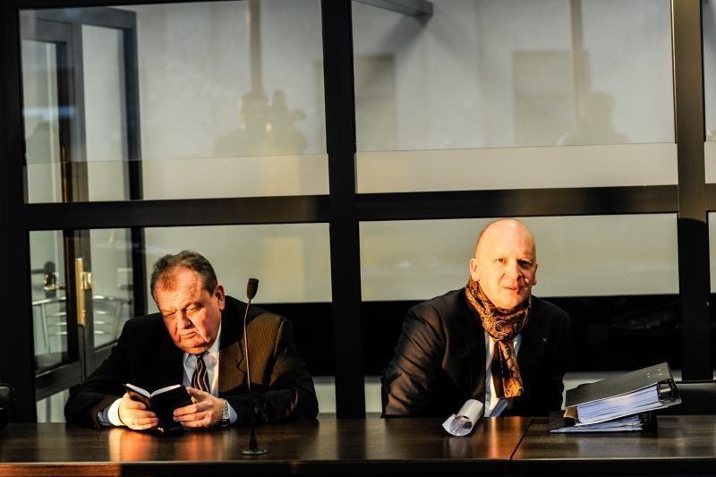 K.Kriščiūno byla liko neatversta, bet durys į savivaldybę jau atvertos