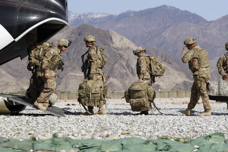 Skirs paramą Afganistano nacionalinėms saugumo pajėgoms