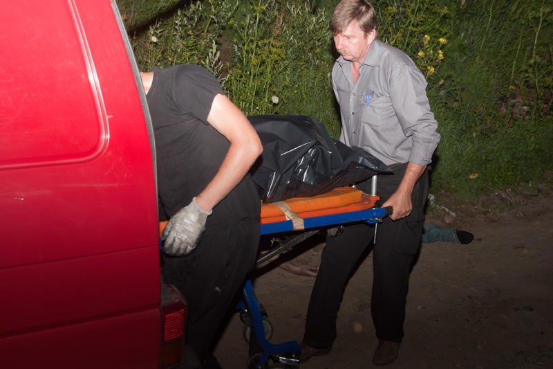 Vilniaus tabore rasti mirę du jaunuoliai (papildyta 11:45)