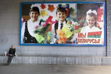 """""""Baltarusijos stebuklas"""" pasmerktas žlugti?"""