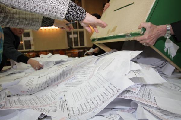 VRK patvirtino rinkimų rezultatus Naujosios Vilnios rinkimų apygardoje
