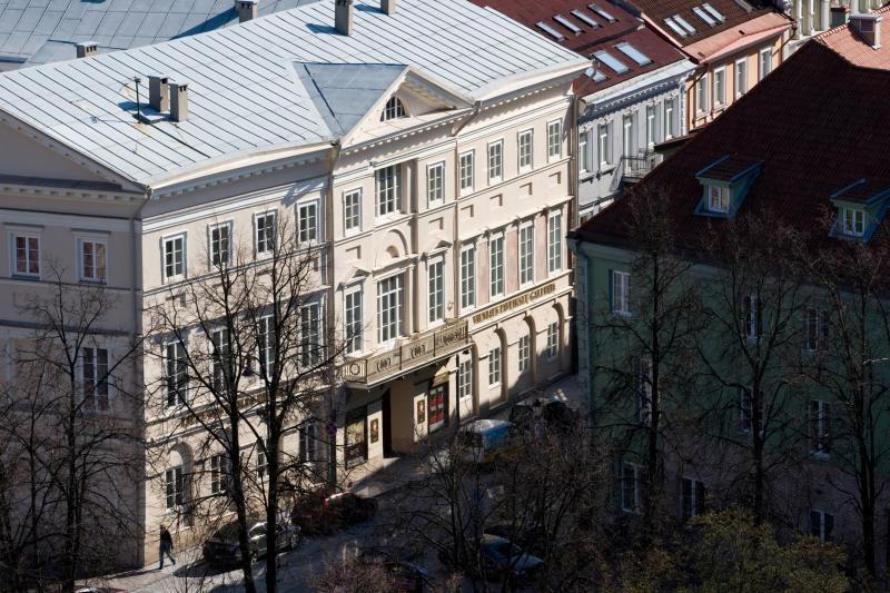 Vilniuje atidaroma didikams Sapiegoms skirta tarptautinė paroda