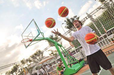 Šanchajuje lietuviai žada surengti 220 krepšinio varžybų