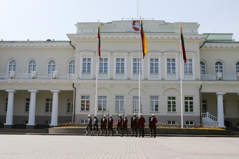 Savivaldybė leido visuomenininkams mitinguoti prie Prezidentūros