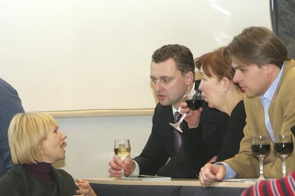 VDU absolventų šventė: džiazas, paskaitos ir vynas