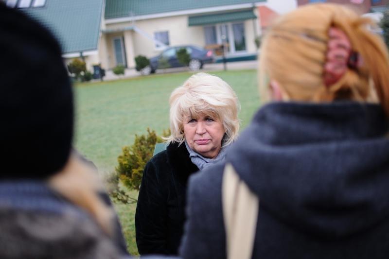 Po teismo sprendimo L.Stankūnaitės dukrai prireikė medikų pagalbos