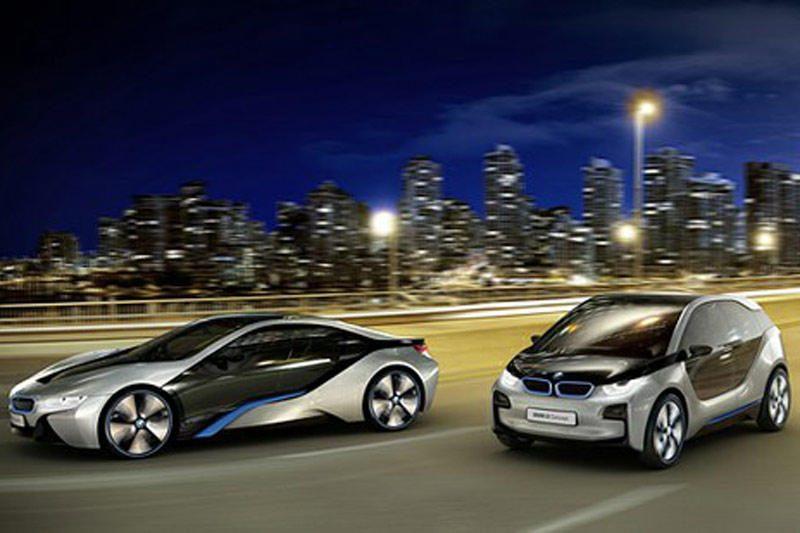 """""""BMW i3"""" aplikacija telefonui – dar vienas ateities madų įrodymas"""