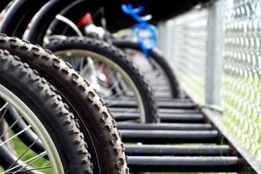 Klaipėdoje dažnėja dviračių vagystės