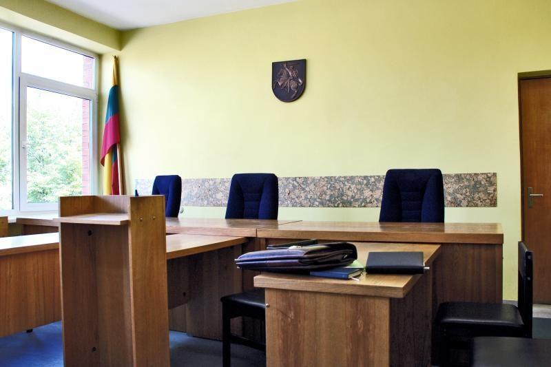 Nužudymu įtariamas vyras nuteistas už anksčiau padarytą nusikaltimą