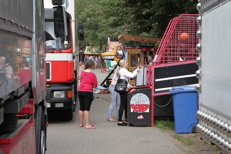 Olandai iš atrakcionų parko baiminasi lietuvių išpuolių