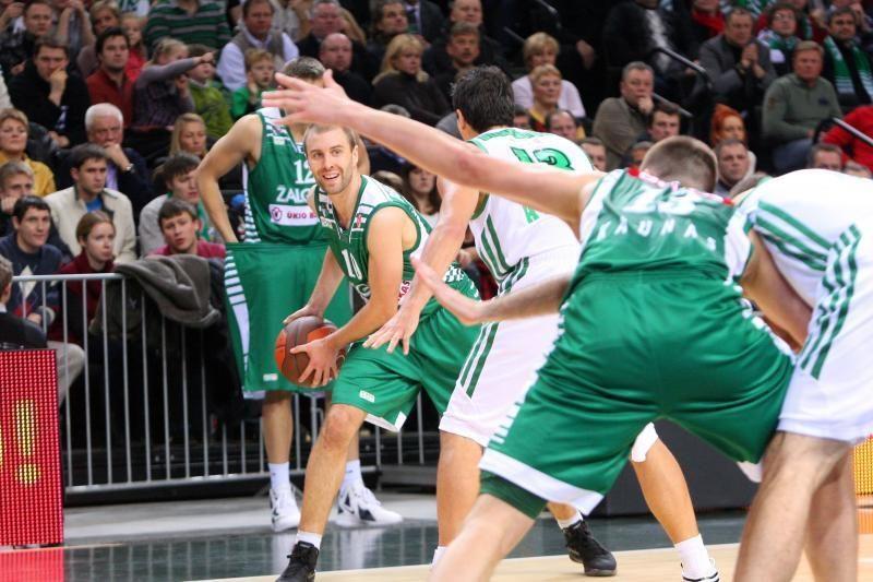A.Trifunovičius: nebuvo nė vieno krepšininko, kuris klausytų
