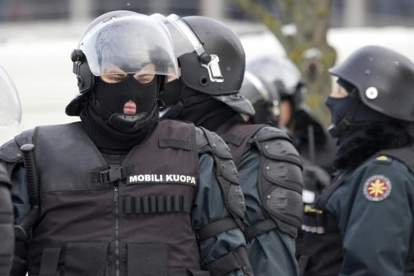 Europos profsąjungos: Lietuva  nėra demokratinė valstybė