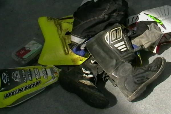 Klaipėdoje sulaikytas vogtų motociklų krovinys