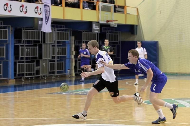 Favoritų pergalės Lietuvos vyrų rankinio lygos rungtynėse