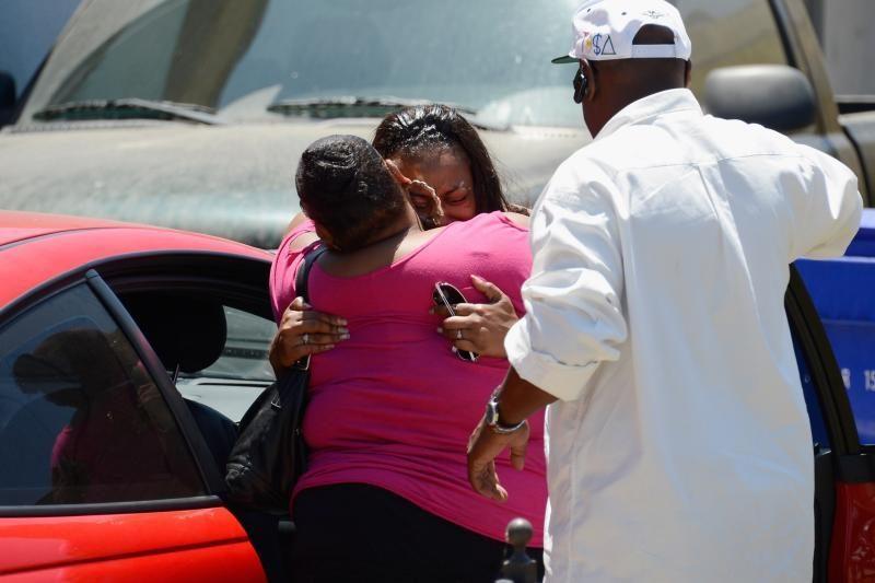 Rodney Kingas, rasinės įtampos Amerikoje simbolis, rastas negyvas