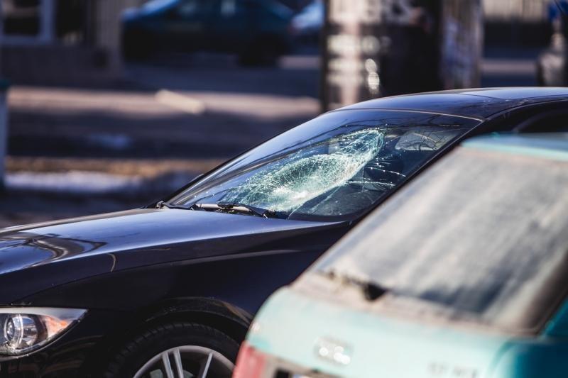 Savanorių prospekte BMW partrenkė 12-metę dviratininkę
