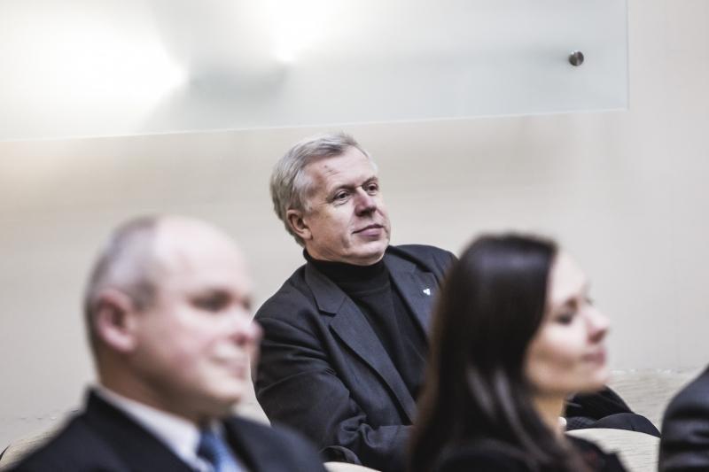 Kauno miesto seniūnijos švenčia 10 metų jubiliejų