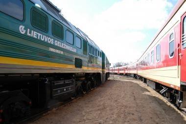 """""""Rail Baltica"""": pasirašyta dar viena sutartis"""