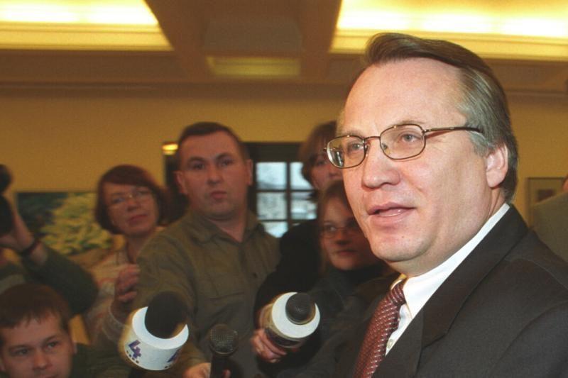 M.Laurinkus ketina su liberalcentristais dalyvauti Seimo rinkimuose