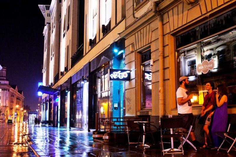 """Pilies gatvės barui """"Gorky"""" savivaldybė užsimojo uždėti apynasrį"""