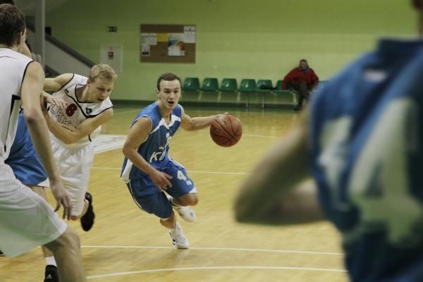 KU krepšininkai sutvirtino galimybes patekti į ketveriukę